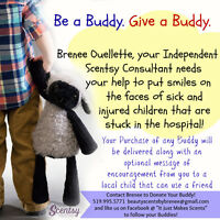 BUDDY DRIVE- Put a smile on the faces of kids in the hospital!