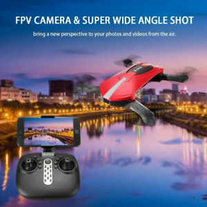 NEW WIFI FPV Quadcopter With Camera Foldable Arm Altitude Hold