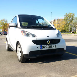 smart for two mercedes benz