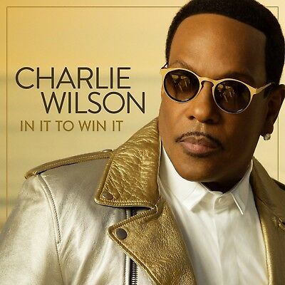 Charlie Wilson In It To Win It Audio Cd New