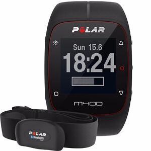 Newest Polar M400 in Box with Belt