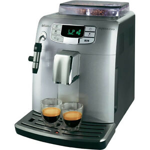 Wanted automatic espresso maker
