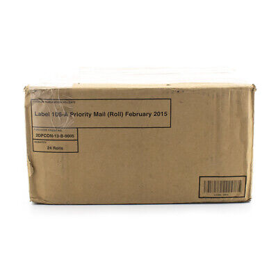 USPS Shipping Tape 106-A Priority Mail 24 Rolls 2DPCON-13-B-0005