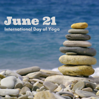 International Yoga Day: June 21