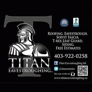 Eavestrough Installer wanted!