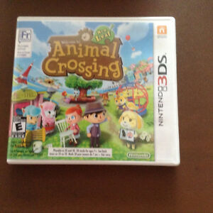 Nintendo 3DS games - Animal Crossing New Leaf and Tomodachi Life Belleville Belleville Area image 2