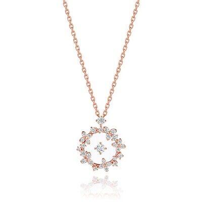 [STONE HENGE] SILVER 925 Rastella Necklace K1295 with Case K-beauty