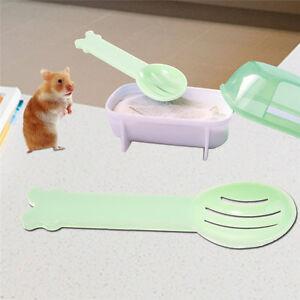 Pet-Hamster-Gerbil-Rat-Bathroom-Bath-Sand-Shovel-Hamster-Toy-Toilet-Random-Color