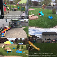 Immaculate Home Daycare in Trenton