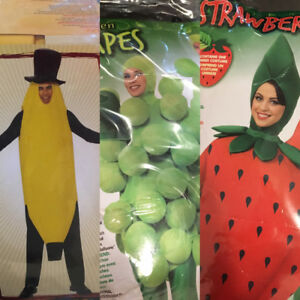 Awesome , Funny Adult Halloween Costumes. Brand new!!