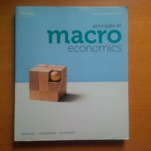 Principles of Macro Economics Sixth Canadian