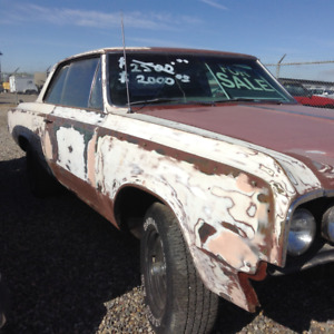 For Sale..1964 Olds F85