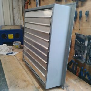 """22"""" Louvered Exhaust Fan"""