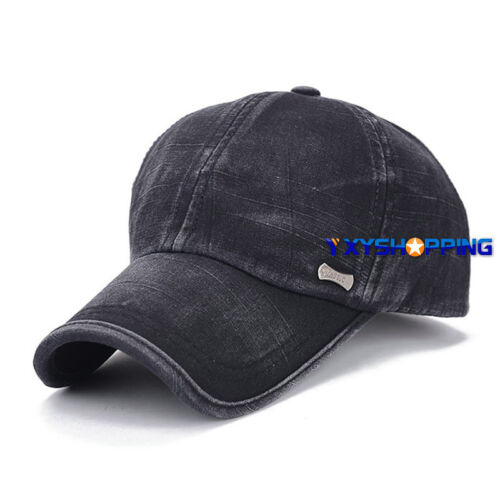 Militare Uomo Donna Regolabile Basse Cadetto Tinta Unita Cappello ... decdad574238