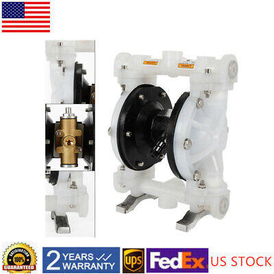 QBY-15PP Air-Operated Double Diaphragm Pump 5M Lift US
