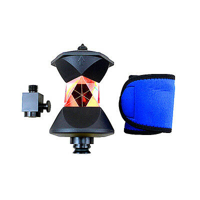 New 360 Robotic Prism For Total Station 58x11 Thread On Top