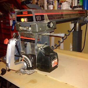 Craftsman Radial Arm Saw Kitchener / Waterloo Kitchener Area image 6