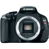 Canon eos rebel T3i DSLR ef-s 55-250mm IS canon lens