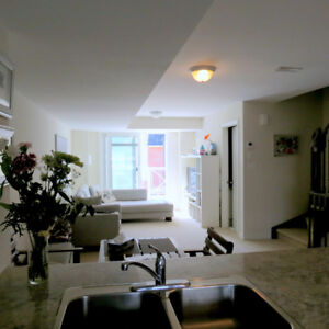 2 bed 2 bath townhome with attached 1 car Garage