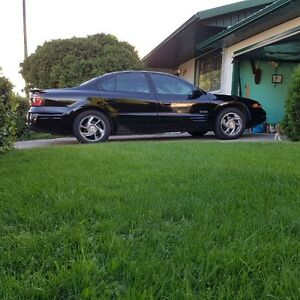 2000 Supercharged Pontiac Bonneville SSEi Sedan