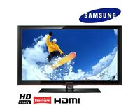 Samsung 50 inch HD 600Hz TV, Freeview built in, 3 x HDMI not 40, 42, 43, 46, 48 May deliver