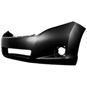 New Painted 2009-2016 Toyota Venza Front Bumper & FREE shipping