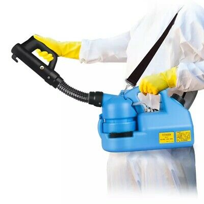 Electric Fogger Atomizer ULV Sprayer Fogging Machine Disinfection 7L UK Company