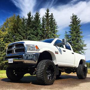 """2015 Dodge Cummins 3500 8"""" BDS Lift Kit"""