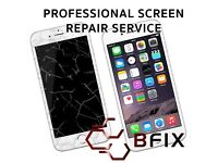 Fast, Cheap and professional Cracked Apple Iphone and Ipad lcd screen repair in London