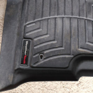 GMC Sierra/Chev Silverado Weather Tech Mats