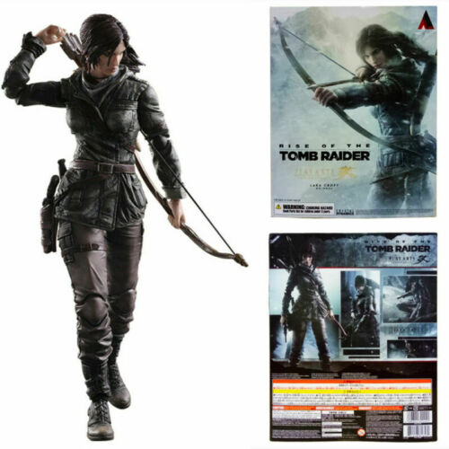 Rise of The Tomb Raider Lara Croft 25cm Sammlung Action Spielfiguren Figure NEU
