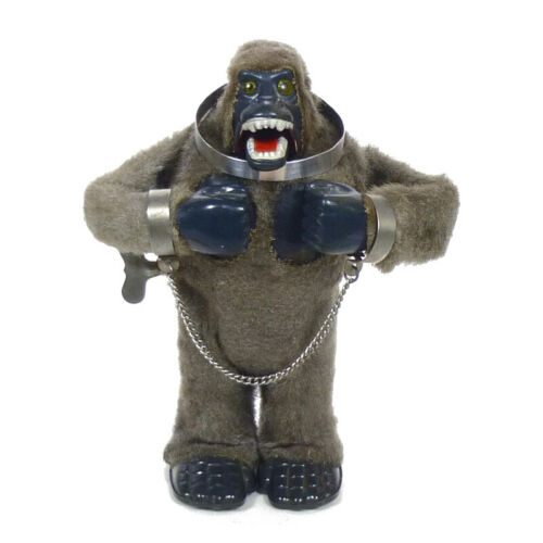 1960s KING KONG Wind-Up Toy/Robot by MARX Working RARE!