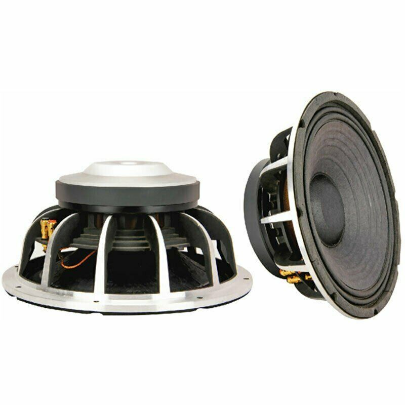 "5 Core PRO AUDIO 12"" RAW Replacement DJ Subwoofer SUB Woofer Loudspeaker 8 OHM"