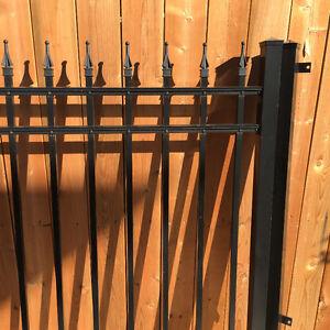 Custom Aluminum Gate Windsor Region Ontario image 3