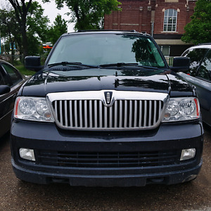 2006 lincoln navigator$ 9999  safeties