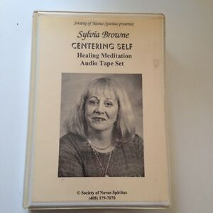 "WORLD REKNOWN PSYCHIC ""SYLVIA BROWNE""  Books/ CD/Tapes"
