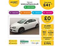Vauxhall Astra 2.0CDTi SRi VX Line FINANCE OFFER FROM £41 PER WEEK!