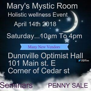 MMR Holistic Wellness Event