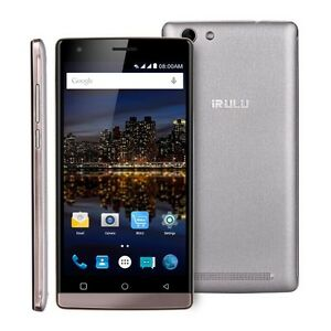 iRULU V4 5'' SmartPhone Android 5.1 1GB 8GB Snapdragon Quad Core