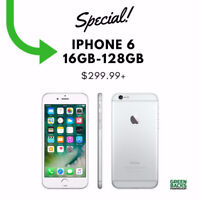 SPECIAL!! All iPhone 6 phones are now $299.99+ Belleville Belleville Area Preview