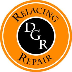 Baseball Glove Repair and Relacing
