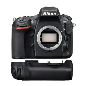 Nikon D810 with MB-D12 Grip