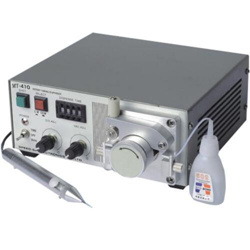 MT-410 Imported Glue Dispenser machine Solder Paste Liquid Dispensing Machine