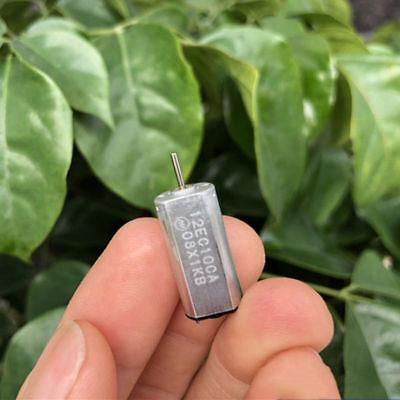 8mm10mm Dc 1.5v 3v 4.5v 15500rpm High Speed Mini M30 Minebea Solar Power Motor