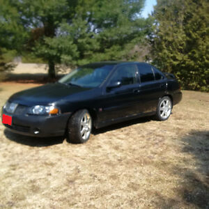 2004 Nissan Sentra SE-R Sedan PRICE REDUCED