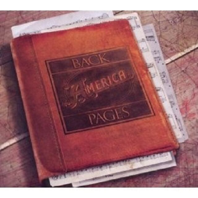 AMERICA - BACK PAGES  CD NEUWARE