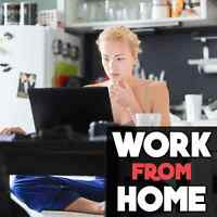 Earn Real Cash Today – Work From Home Opportunities