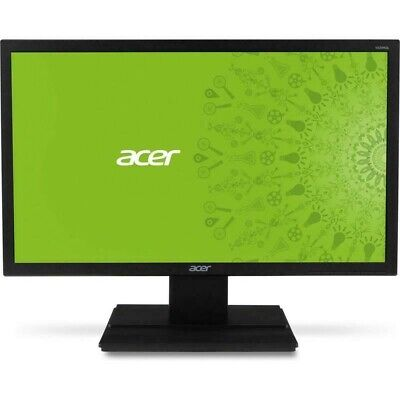 "Acer V206HQL New 19.5"" HD+ LED-Backlit Widescreen LCD Monitor Used Once"