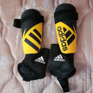 Adidas Ankle Guards with Shin Pads