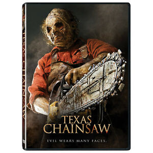 Texas Chainsaw (DVD) Regina Regina Area image 1